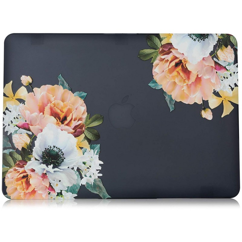 Накладка i-Blason Cover для MacBook Pro 13 2016-2019 A1706/A1708 (Flowers)