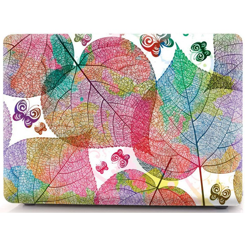 Накладка i-Blason Cover для MacBook Air 13 (2018) A1932 (Beautiful heart shapet leaf)