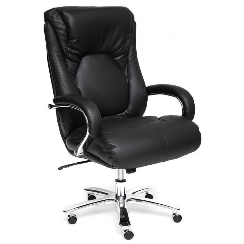 Офисное кресло Tetchair MAX (Black Leather)