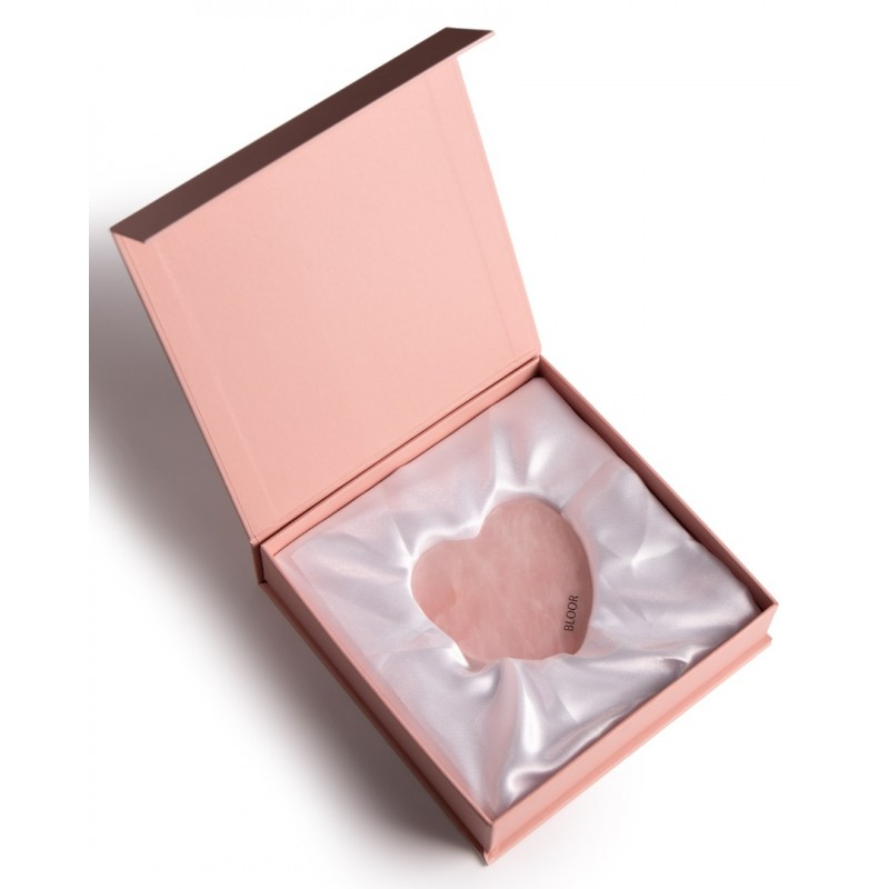 Скребок Гуаша Bloor Классическое Сердце (Pink)