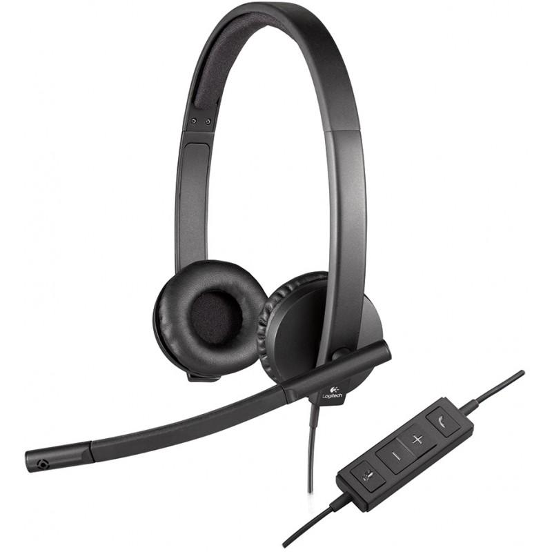 USB Headset Stereo