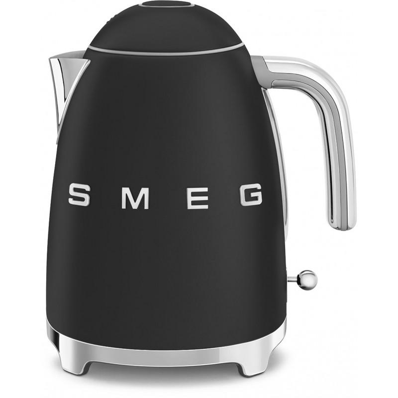 Электрический чайник Smeg KLF03BLMEU (Black Matte)