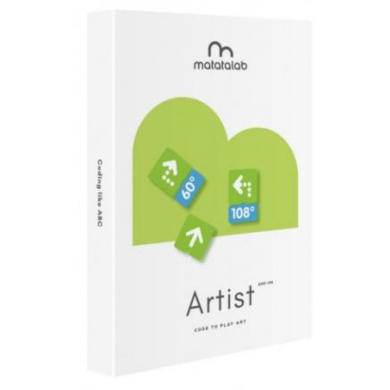 Набор Matatalab Artist Add-on (900001-2196) для Matatalab Coding Set (White)