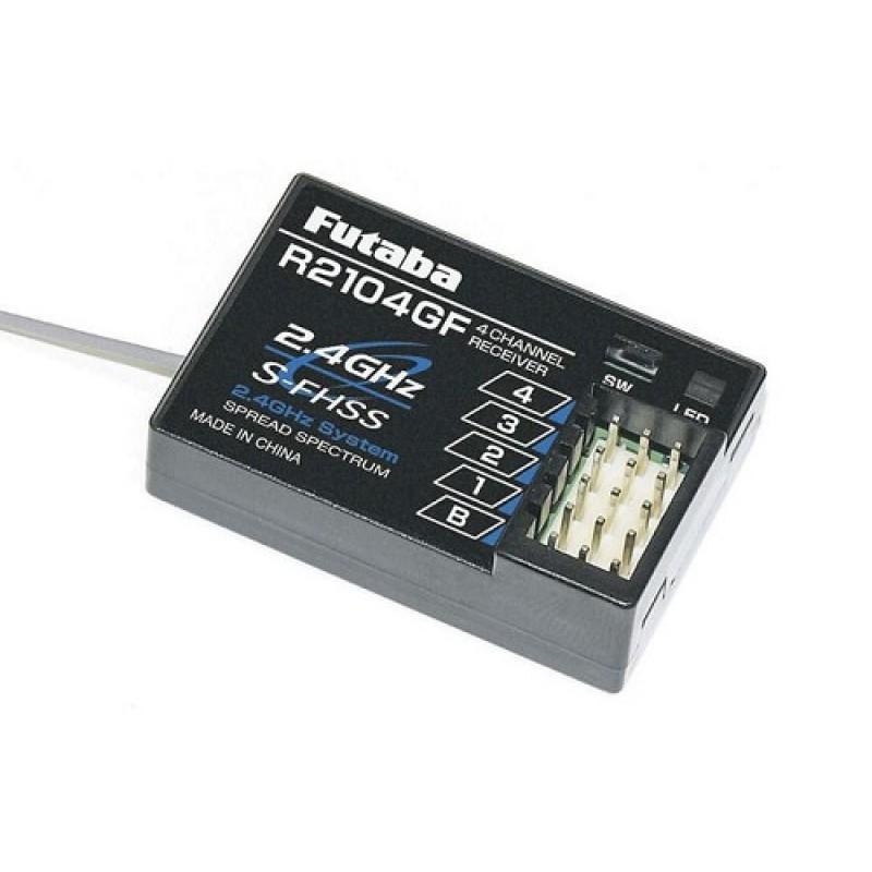 Приемник Futaba R2004GF 4-канальный