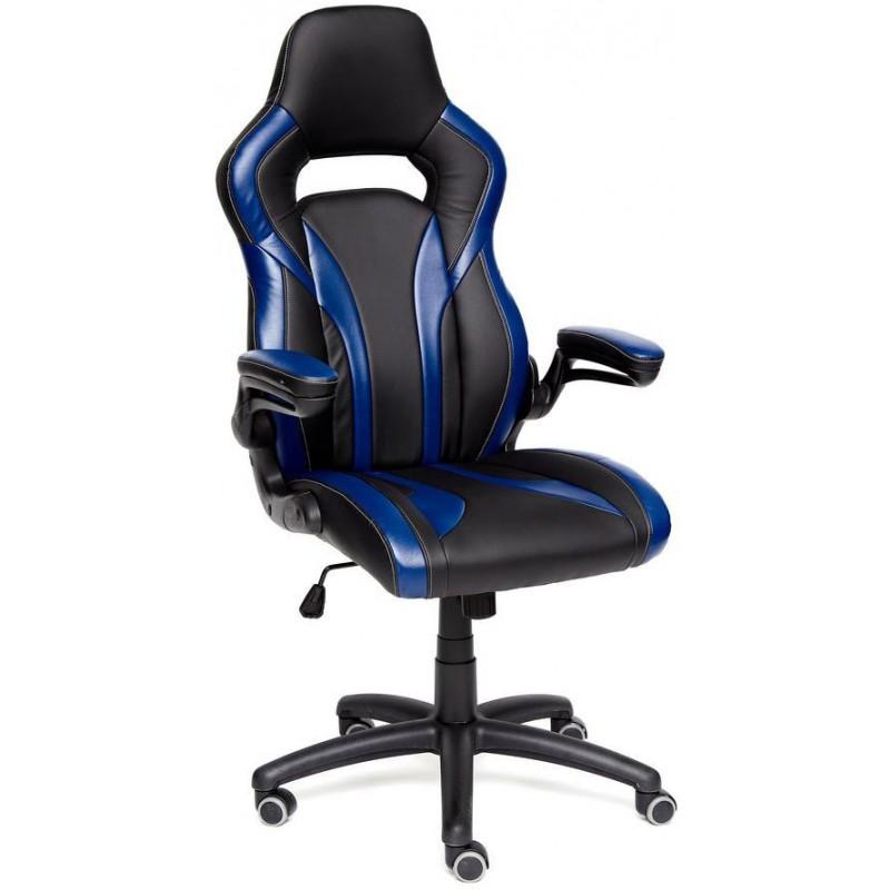 Игровое кресло Tetchair Rocket 12689 (Black/Blue)