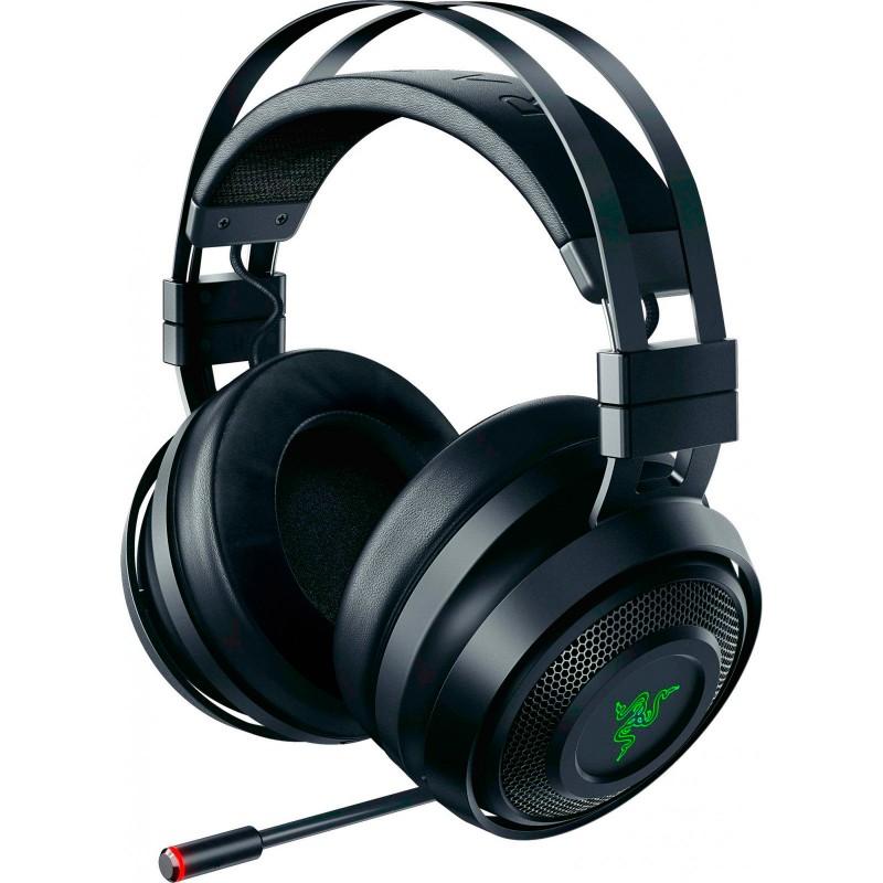 Игровая гарнитура Razer Nari Wireless RZ04-02680100-R3M1 (Black/Green)