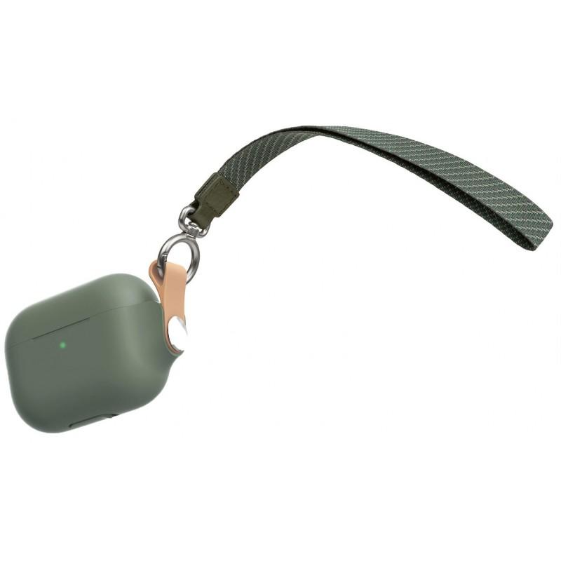 Чехол Moshi Pebbo для AirPods Pro (Green mint)