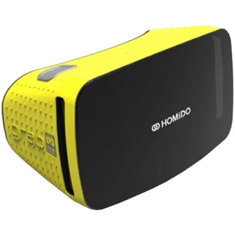 Очки виртуальной реальности Homido Grab (Yellow)