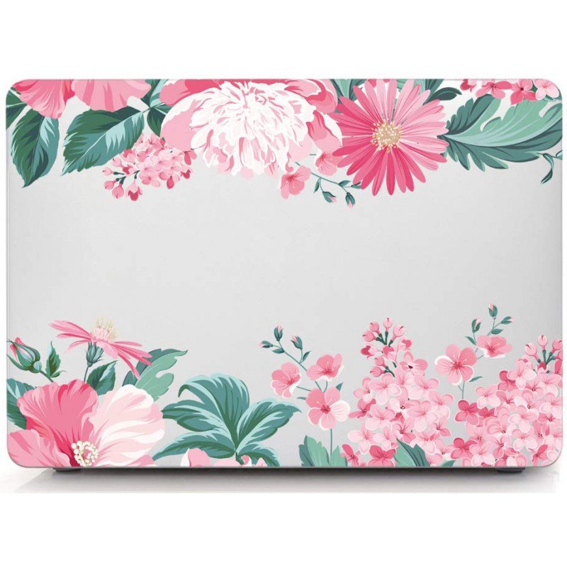 Накладка i-Blason Cover для MacBook Pro 15 A1707 (Pink Floral)