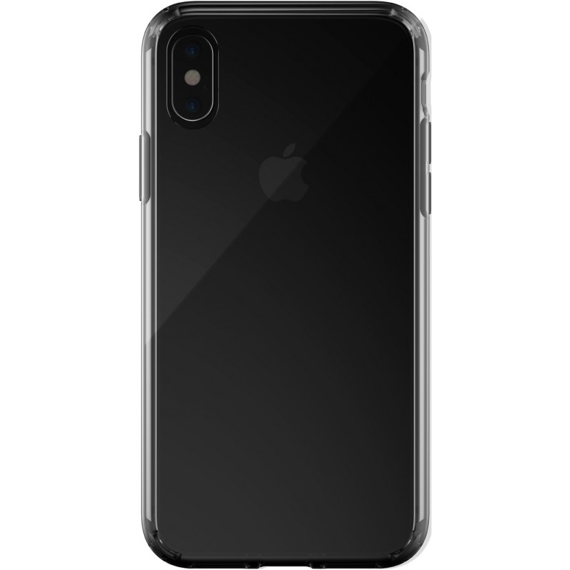 Чехол Just Mobile TENC (PC-565CB) для iPhone Xs Max (Black)