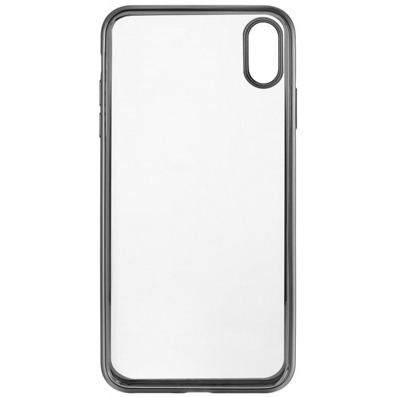 Чехол uBear Frame (CS37SL01-I18) для iPhone Xs Max (Silver)
