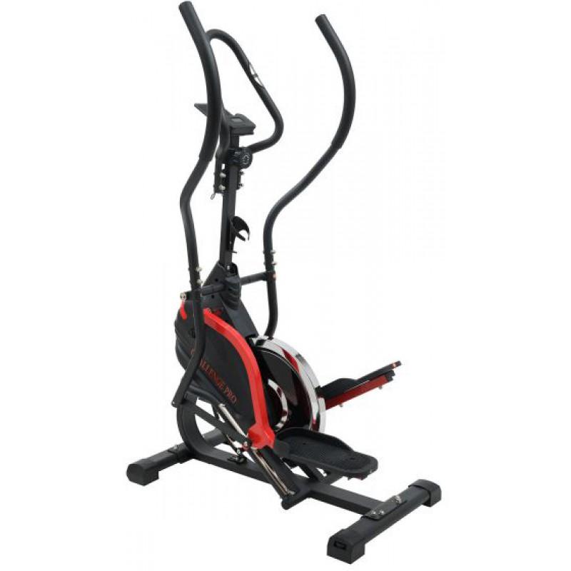 Эллиптический тренажер DFC Challenge Pro E8019R (Black/Red)