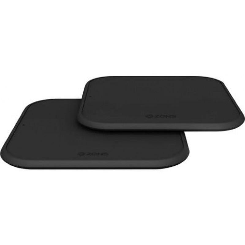 Беспроводное зарядное устройство Zens Single Wireless Charger - Twin Pack (ZESC12BTWIN/00)