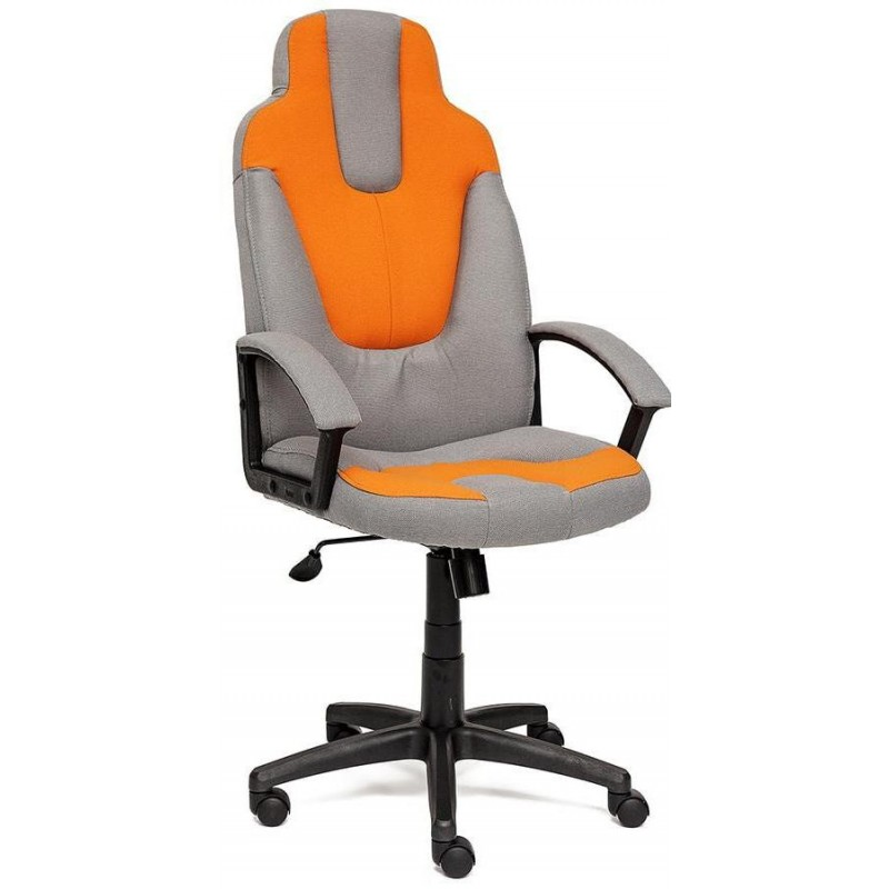 Игровое кресло Tetchair NEO3 (Grey/Orange)