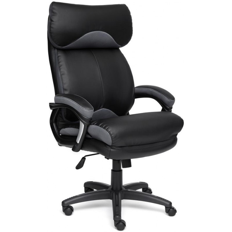 Кресло руководителя Tetchair Duke 12904 (Black)