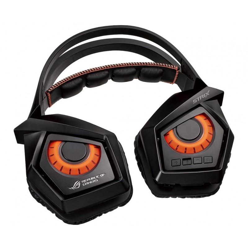 Asus ROG Strix Wireless - игровая гарнитура (Black)