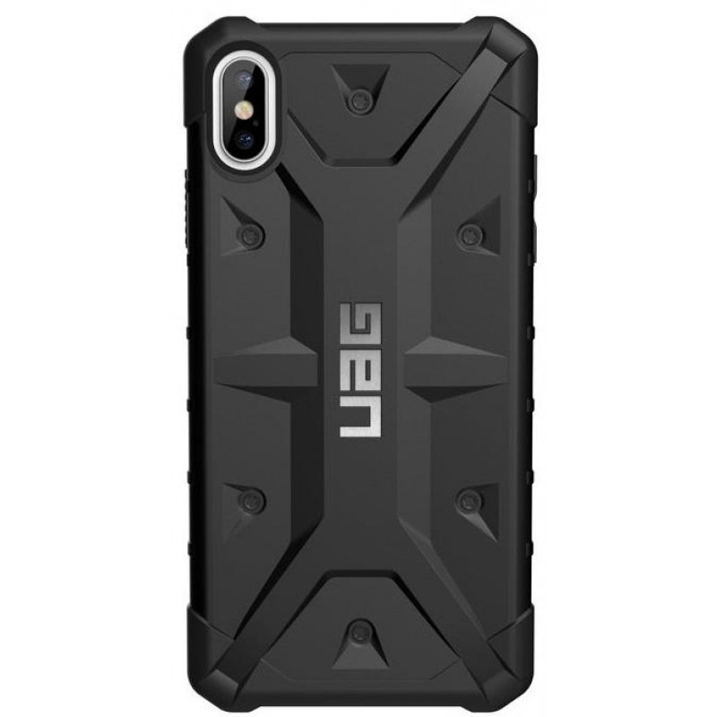 Чехол UAG Pathfinder для iPhone Xs Max (Black)