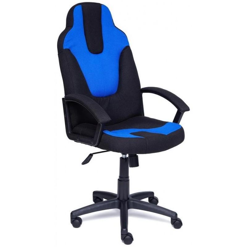 Игровое кресло Tetchair NEO3 (Black/Blue)