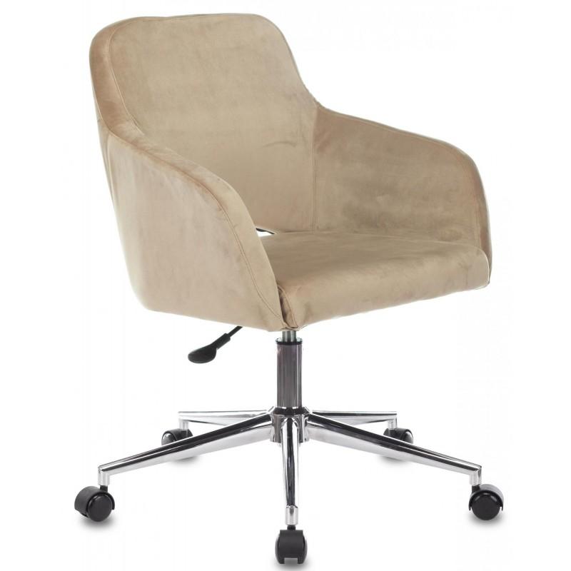 Офисное кресло Бюрократ CH-380SL Italia 5 (Latte)