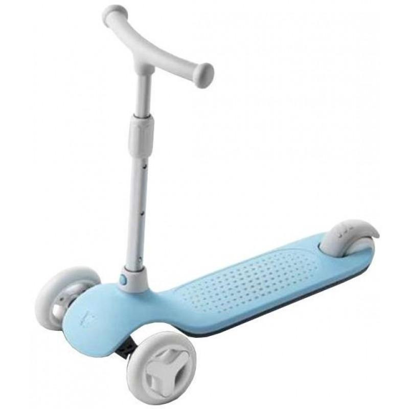 Детский самокат Xiaomi Rice Rabbit Scooter (Blue)