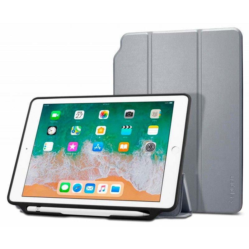 Чехол Spigen Smart Fold 2 (053CS23995) для iPad 9.7