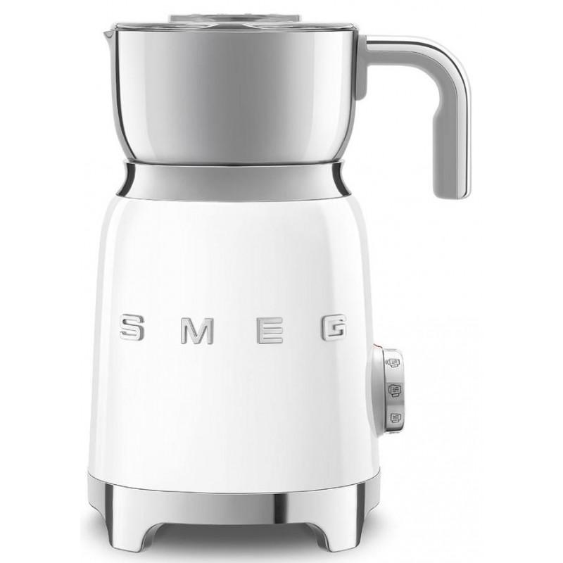 Вспениватель молока Smeg MFF01WHEU (White)