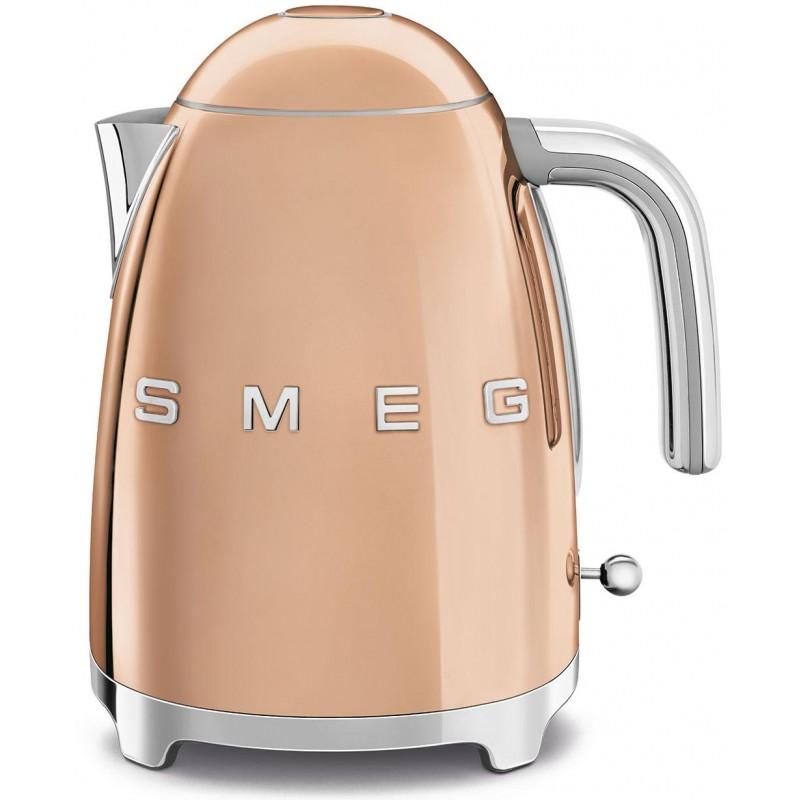 Электрический чайник Smeg KLF03RGEU (Rose Gold)