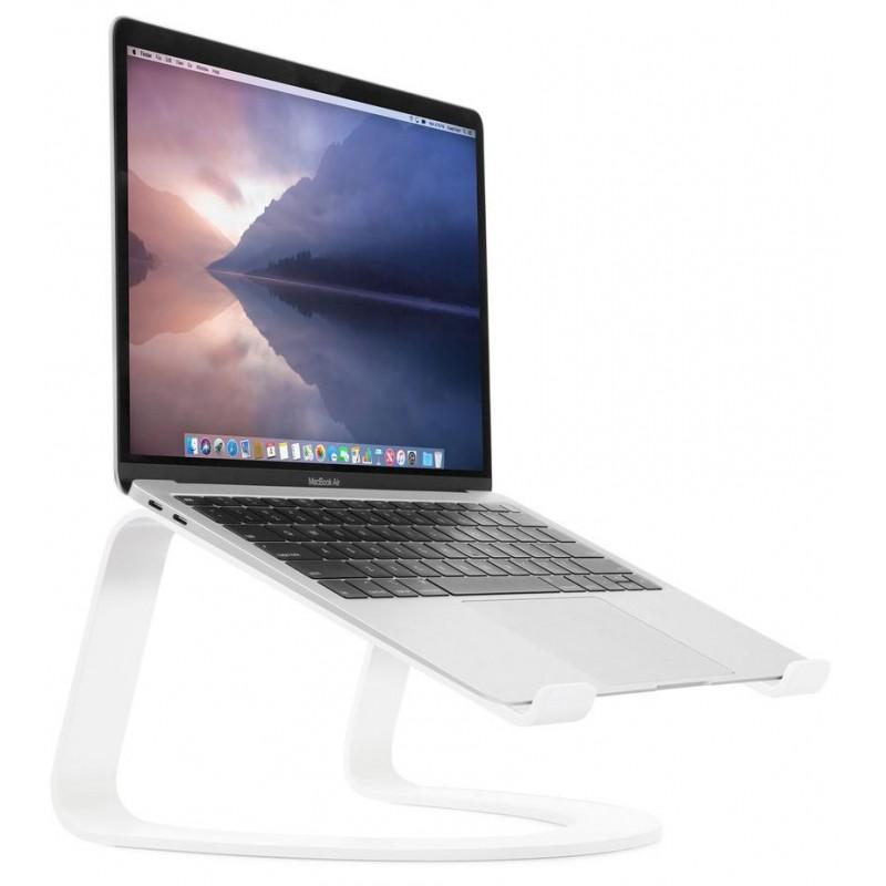 Подставка Twelve South Curve для MacBook (White)