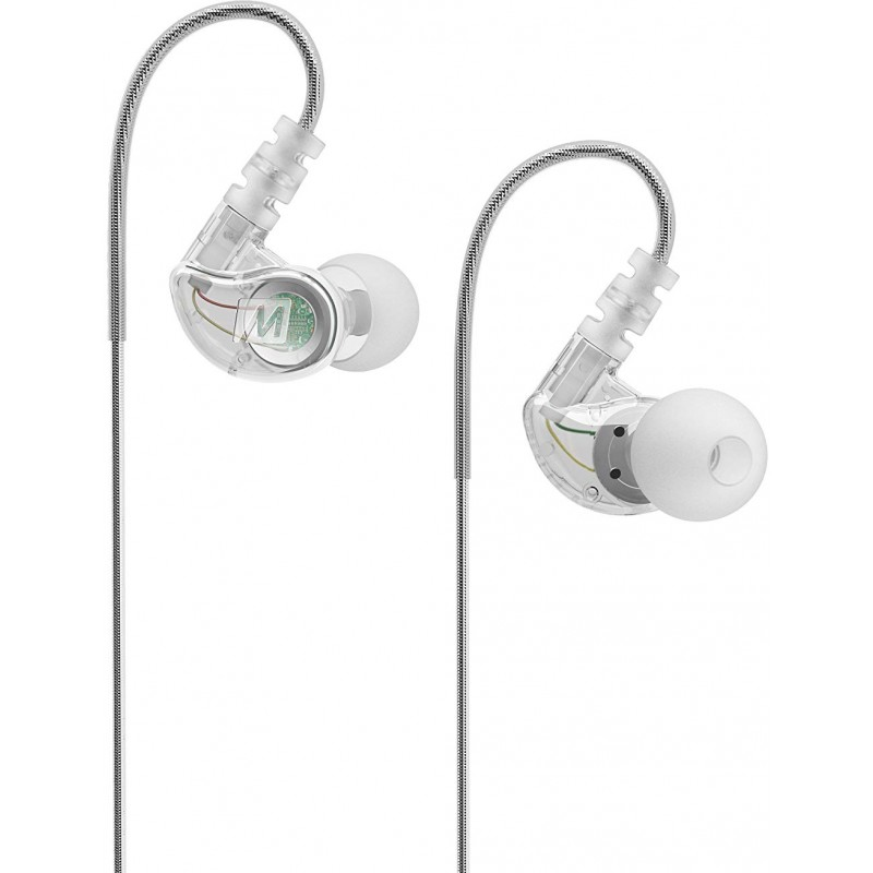 Наушники MEE audio M6 (Clear)