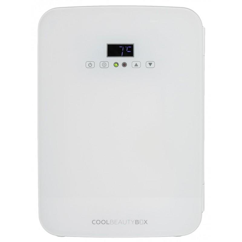 Холодильник для косметики Coolbeuatybox Lux Box Display (White)