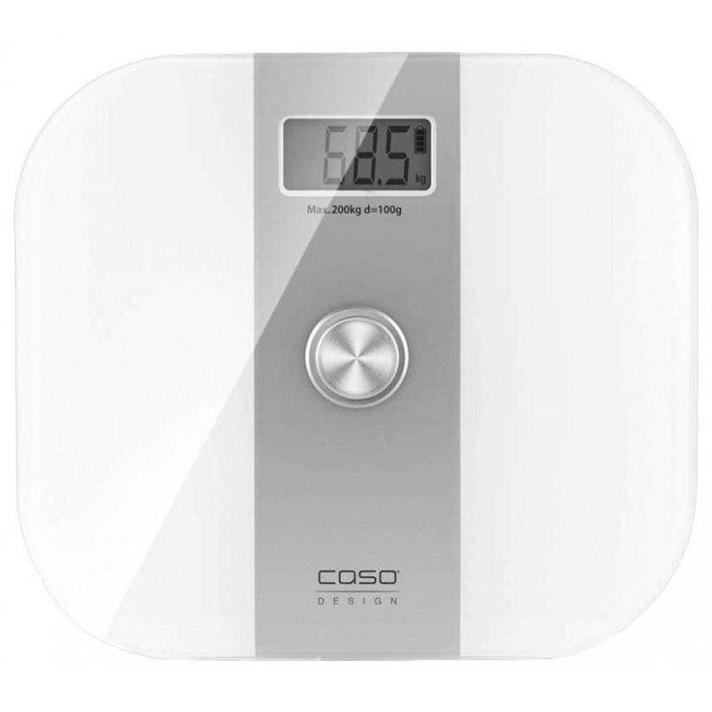 Напольные весы Caso Body Energy (White)