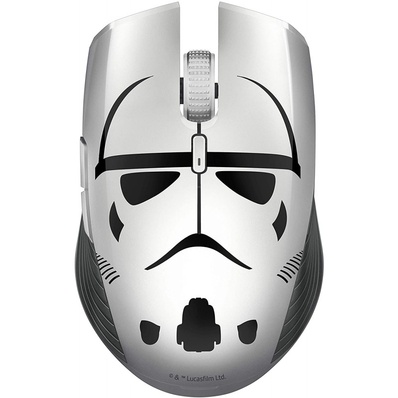 Беспроводная мышь Razer Atheris RZ01-02170400-R3M1 (Stormtrooper Edition)