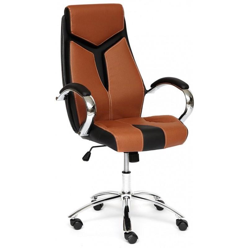 Кресло руководителя Tetchair Gloss 12765 (Brown)