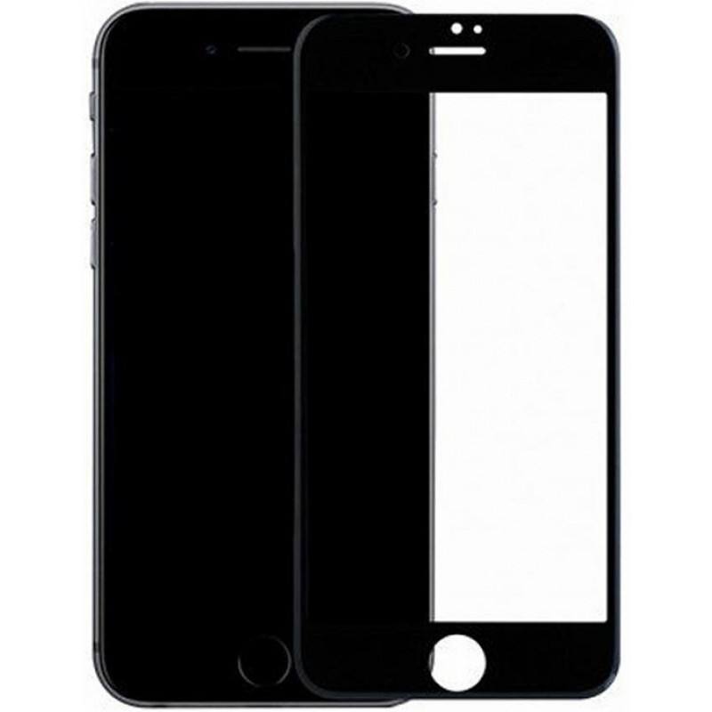 Защитное стекло Blueo 2.5D Silk Full Cover для iPhone 7/8/SE 2020 (Black)