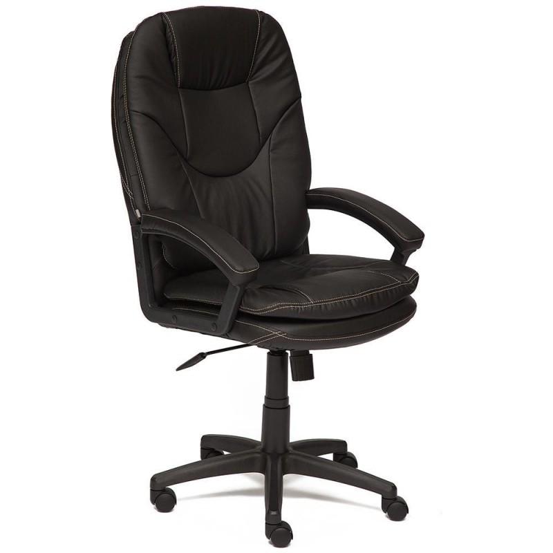 Кресло руководителя Tetchair Comfort LT 12182 (Black)