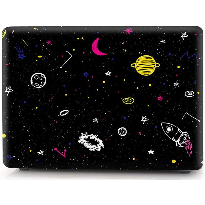 Накладка i-Blason Cover для MacBook Pro 15 A1707 (Painted Space)