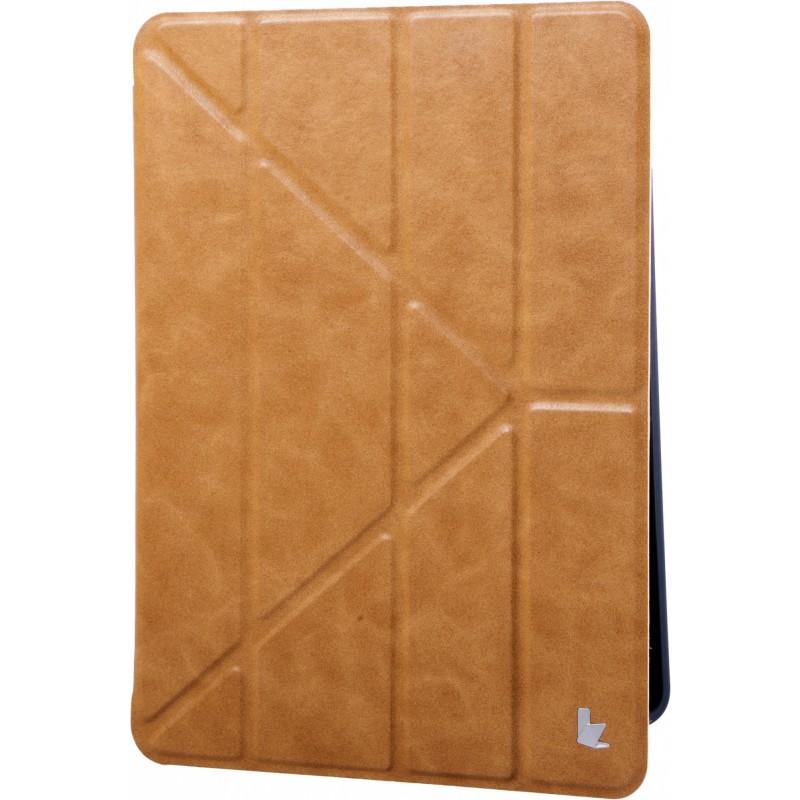Чехол Jisoncase PU Leather (JS-PRO-38M20) для iPad Pro 10.5 (Brown)