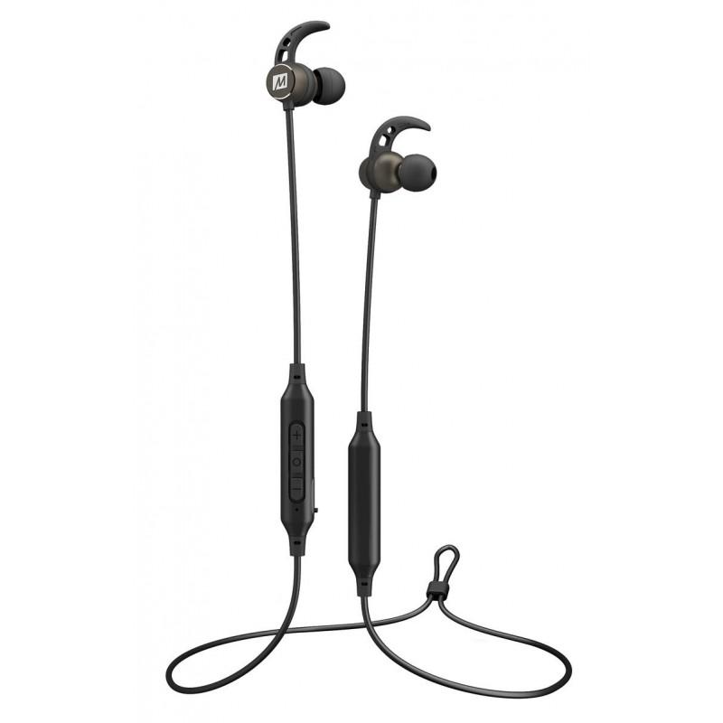 Bluetooth-наушники с микрофоном MEE audio X5 (Gunmetal)