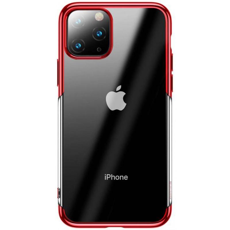 Чехол Baseus Shining (ARAPIPH65S-MD09) для iPhone 11 Pro Max (Red)