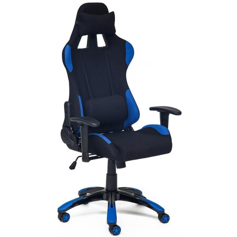 Игровое кресло Tetchair iGear 11439 (Black/Blue)