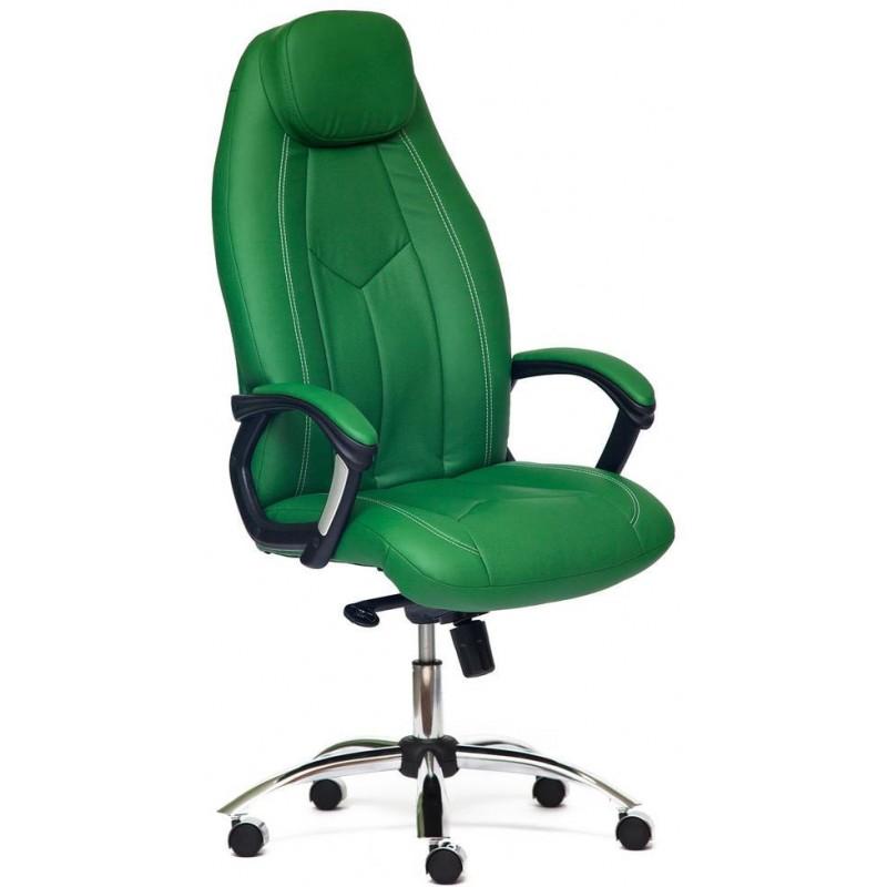 Кресло руководителя Tetchair Boss Lux 11679 (Green)