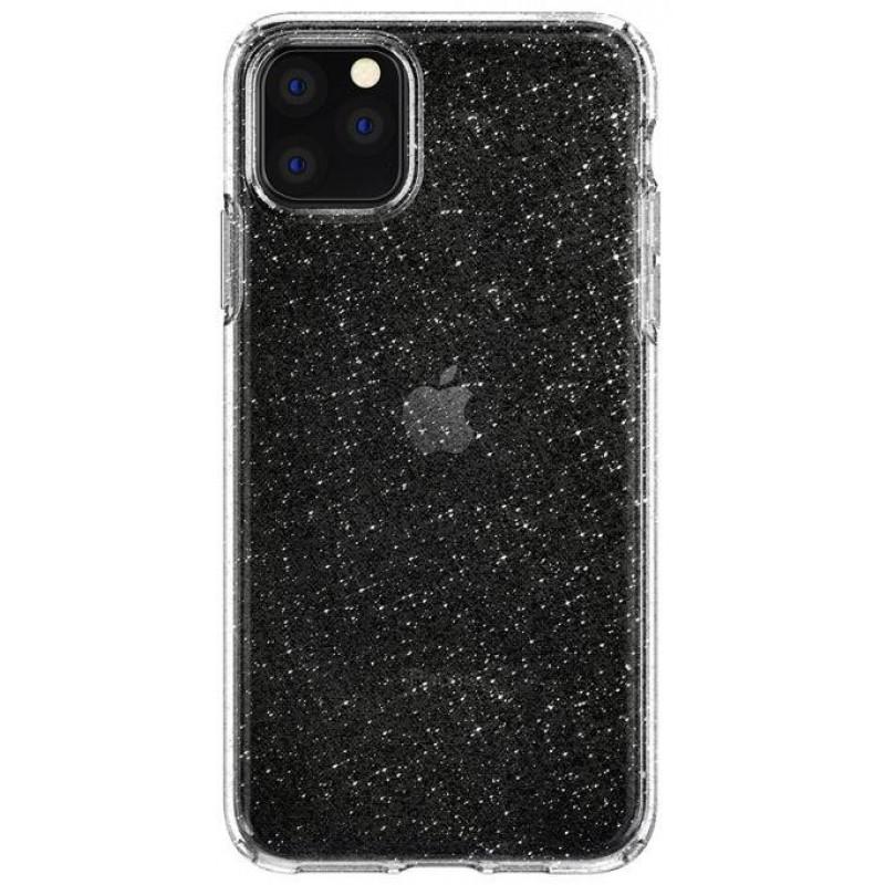 Чехол Spigen Liquid Crystal Glitter (077CS27229) для iPhone 11 Pro (Clear)