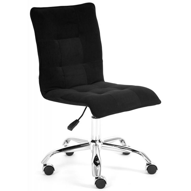 Офисное кресло Tetchair ZERO (Black Flock)