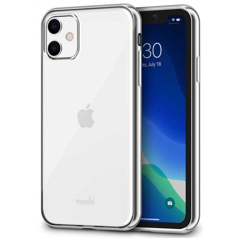 Чехол Moshi Vitros (99MO103204) для iPhone 11 (Jet Silver)