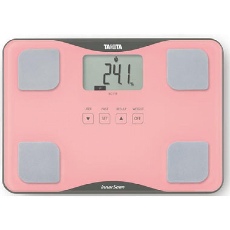 Весы с анализатором Tanita BC-718 (Pink)