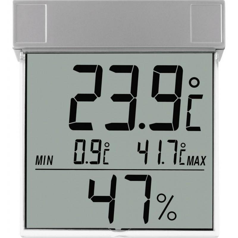 Термогигрометр TFA Vision 30.5020 (Silver)