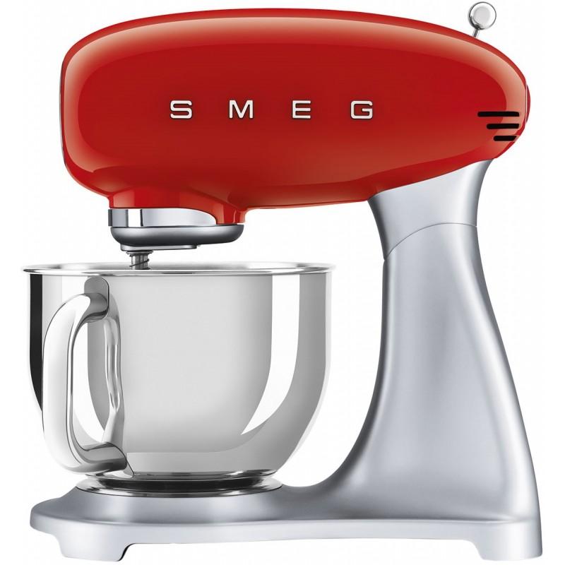 Планетарный миксер Smeg SMF02RDEU (Red)