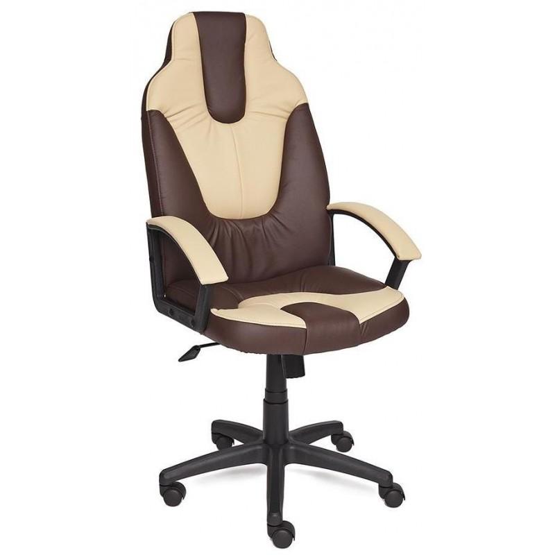 Игровое кресло Tetchair NEO2 (Brown/Beige)