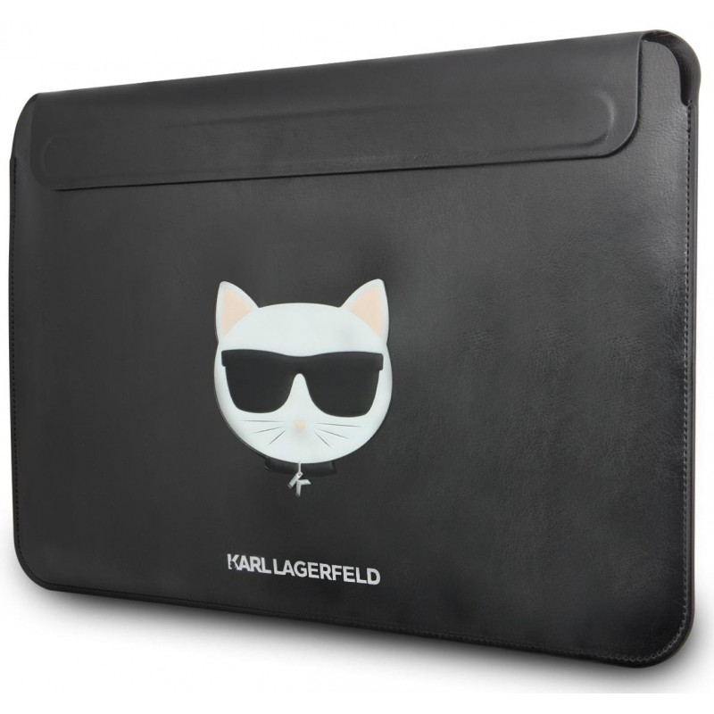 Чехол Karl Lagerfeld Choupette Sleeve (KLCS133CHBK) для MacBook Pro/Air 13'' (Black)