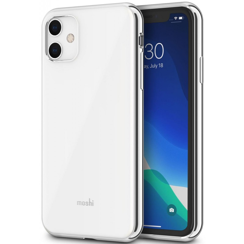 Чехол Moshi iGlaze (99MO113104) для iPhone 11 (White)